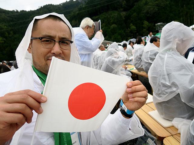 育樹祭に参加して、京都の山の男であり続けたい、林業の力で役立ちたいとますます思った