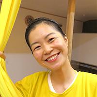 Studio ライフヨガの代表 藤本めぐみさん