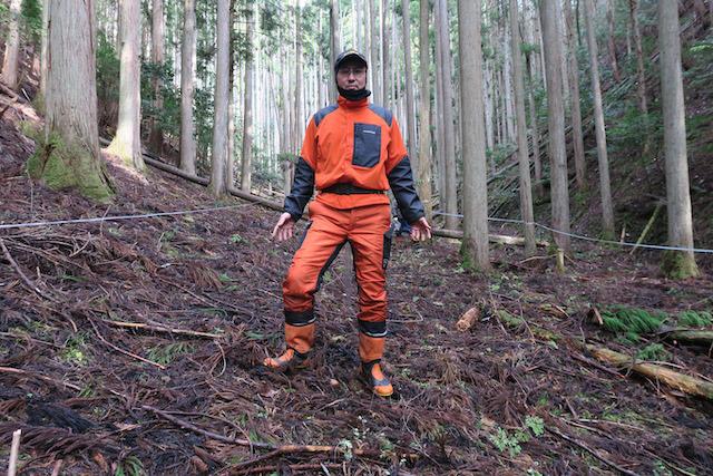 日本一おもしろい木こりを目指しています。