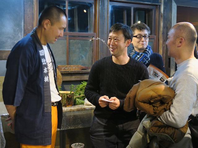 MTRL京都のイベントの後、お話しできたことがとても嬉しかった