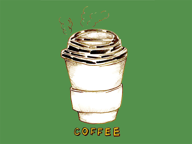 スギの原木とコーヒーの値段を比較してみる