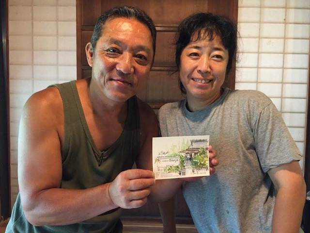 田中さんご夫婦