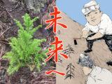 林業は木を植えた先人の気持ちを汲み未来へ繋ぐ仕事