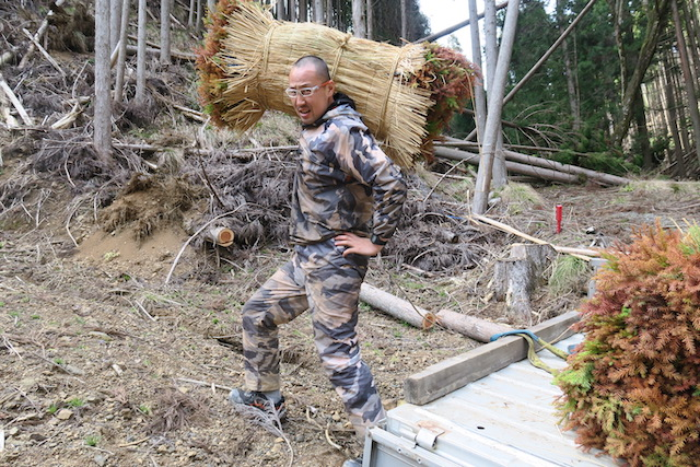 京都の四辻木材