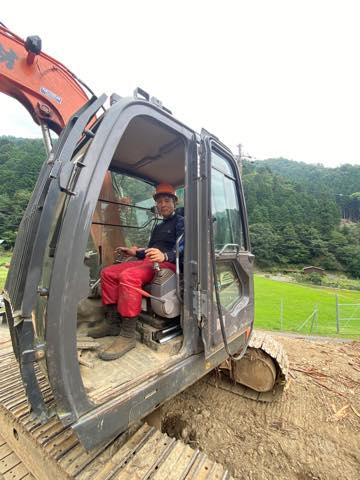 9月から加わった新メンバー・柿村さん